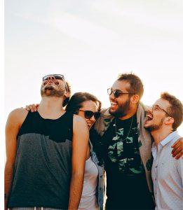 Amigos-Risas